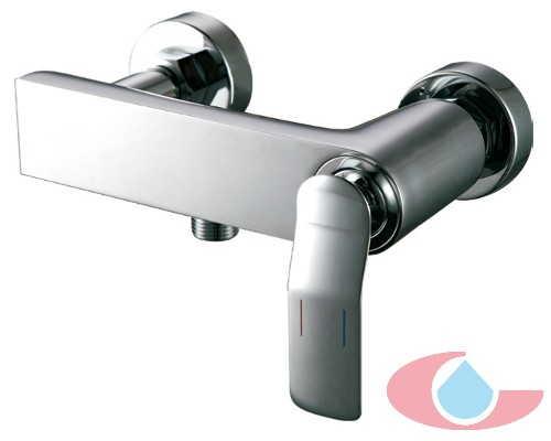 Monomando ducha con equipo ducha cromo grizasa for Griferia economica precios