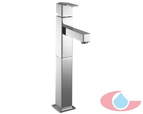 Monomando lavabo alto  Soralla cromo 10055