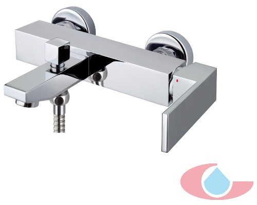Serie Matisse 30100 monomando baño con equipo ducha