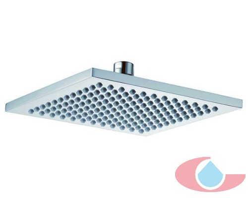 Rociador ducha cuadrado latón 30052