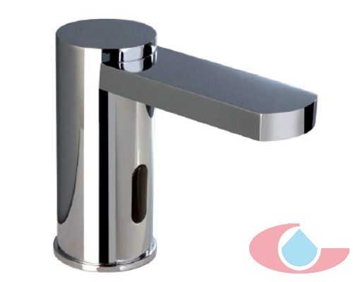 Grifo electr nico para lavabo cromo grizasa for Grifos rusticos baratos