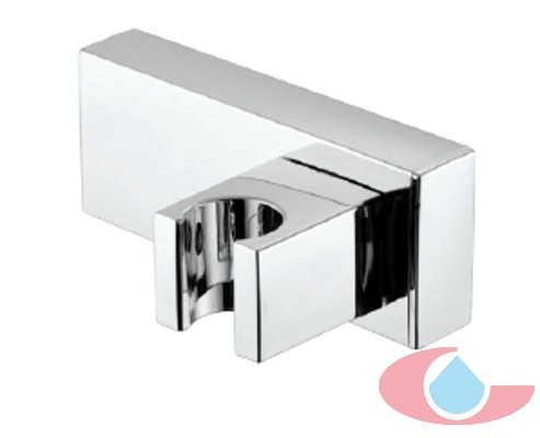 6240 soporte ducha gaudí cromo