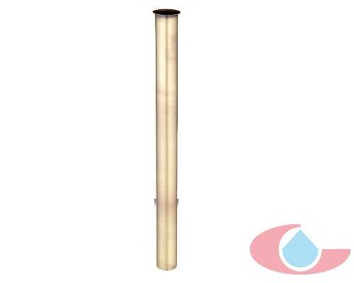 alargadera tubo sifón con valona 40 cm . telescópico bronce 5525