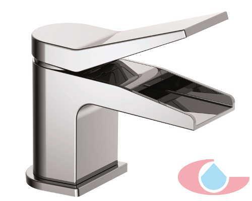 Monomando lavabo cascada loira cromo grizasa for Griferia economica precios