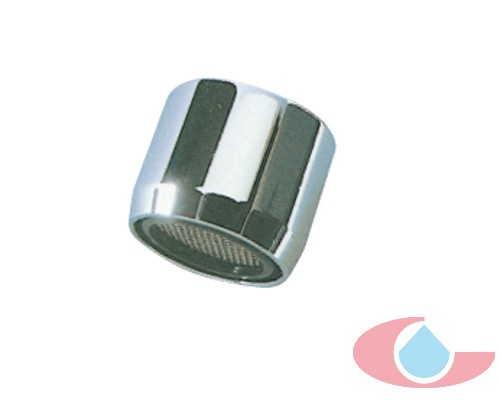 aireadores de lavabo de 16, 18, 22, 24,28 cromo 5521