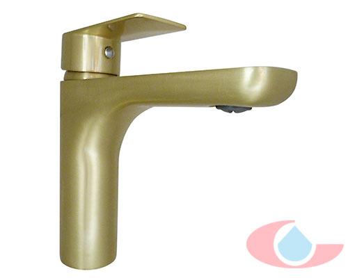 Monomando lavabo moncayo laton amte 40107 grizasa for Griferia economica precios