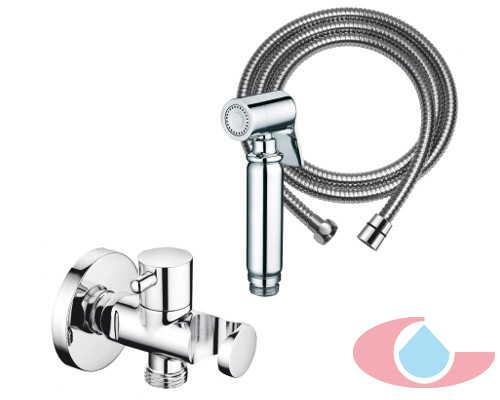 limpiador higienico grifo 1 llave agua fria 40163