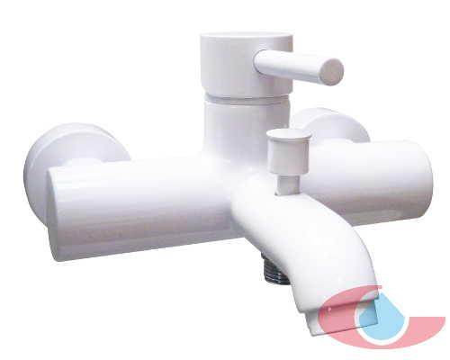 monomando baño Broto Blanco