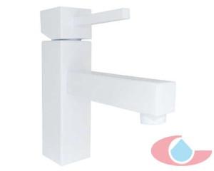 monomando lavabo Vangoh Blanco