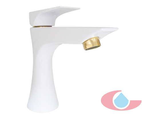 monomando lavabo athenea balnco-oro