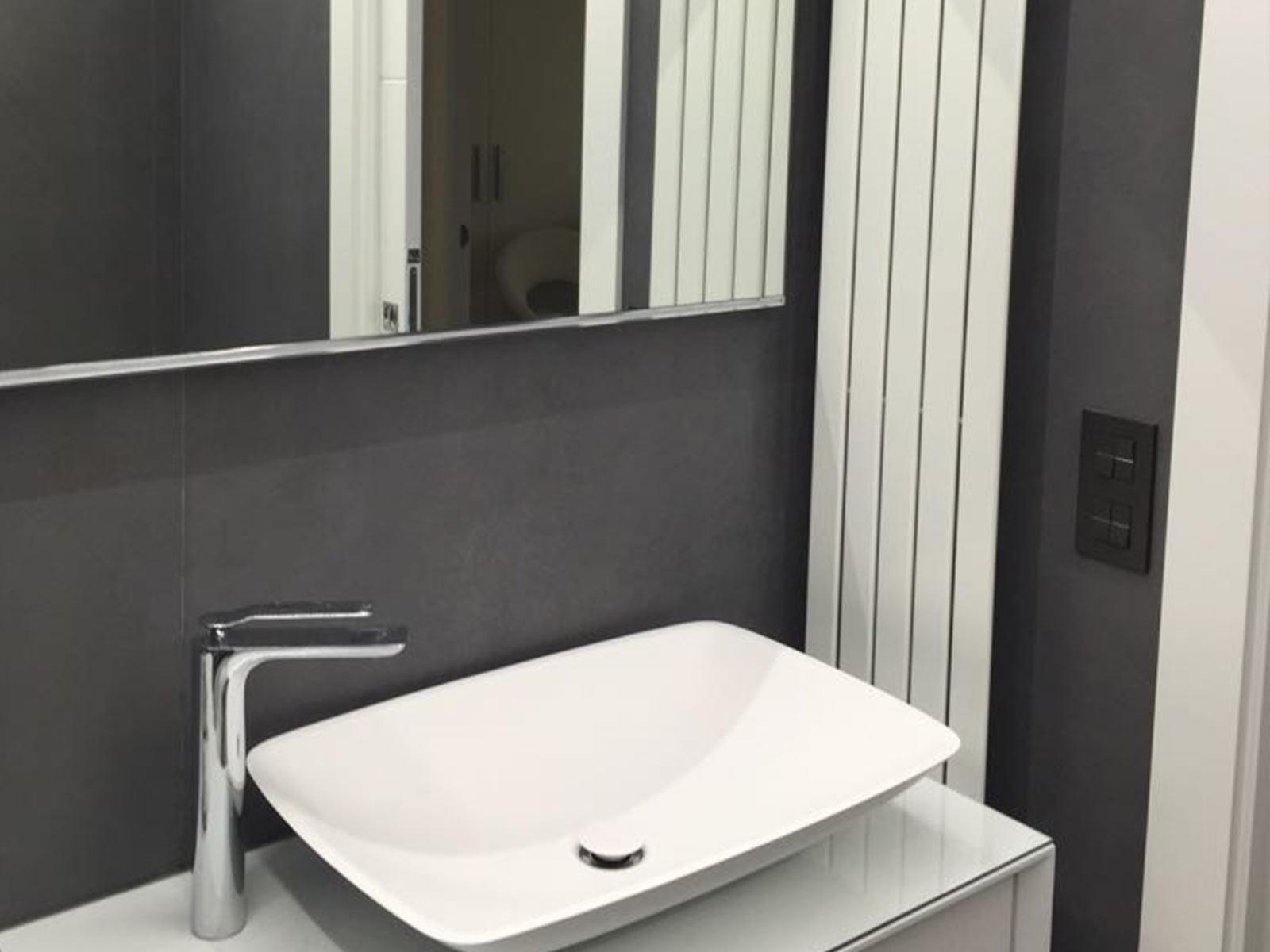 Monomando lavabo Verona, cromo.