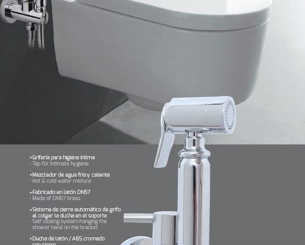ducha higiénica