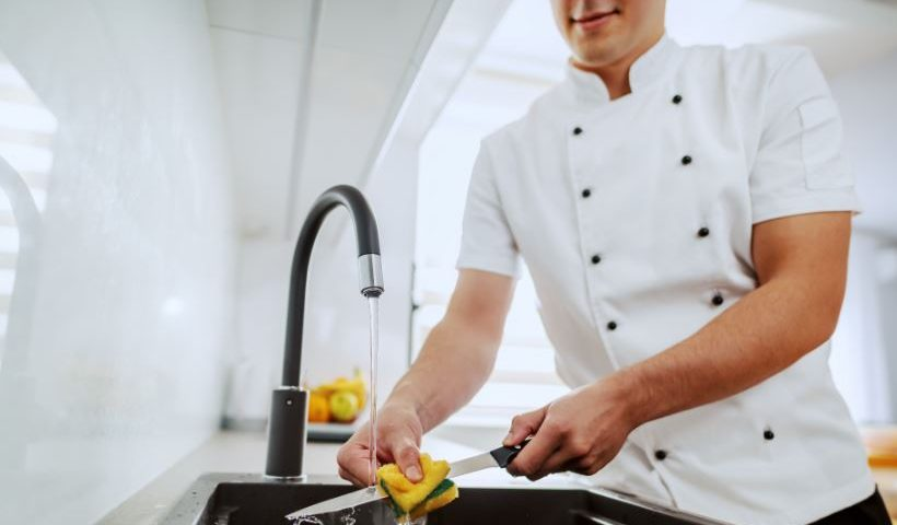 Grifos de cocina para restaurantes